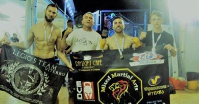 MMA VITERBO RUDIS 2017