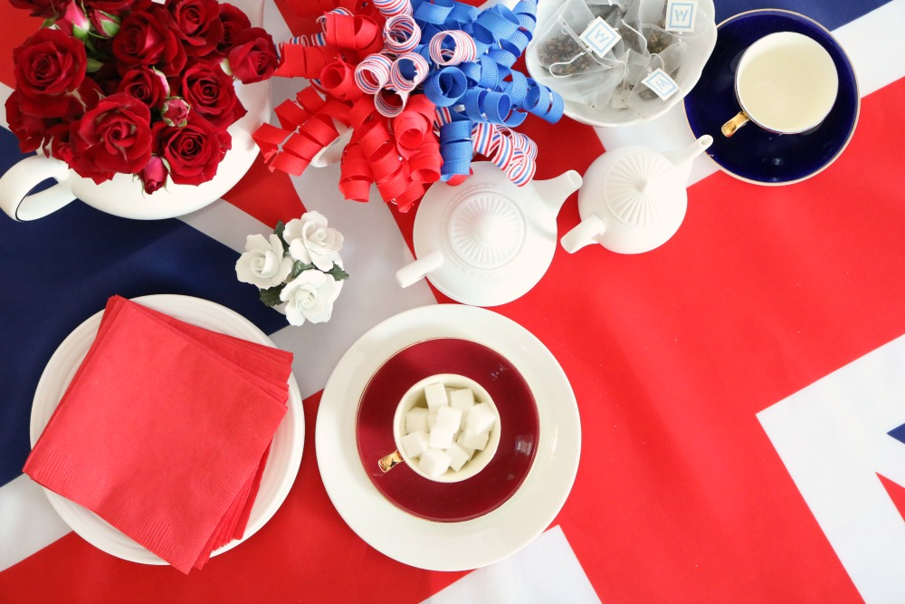 Host Your Own Royal Wedding Watch Party Segment on WFLA   Krayl Funch