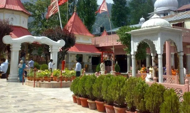 Naini Devi Temple in Nainital - Uttarakhand Tourism