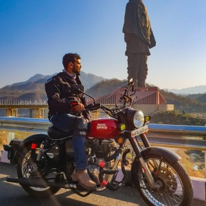 Ride to the Statue of Unity - the tallest Statue in the World