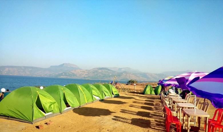 Sharayu Pavana Camping at Pavana dam