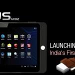 iBerry Auxus Tablet