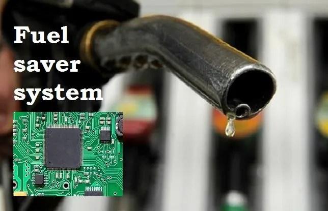 Fuel saver system - Krazytech
