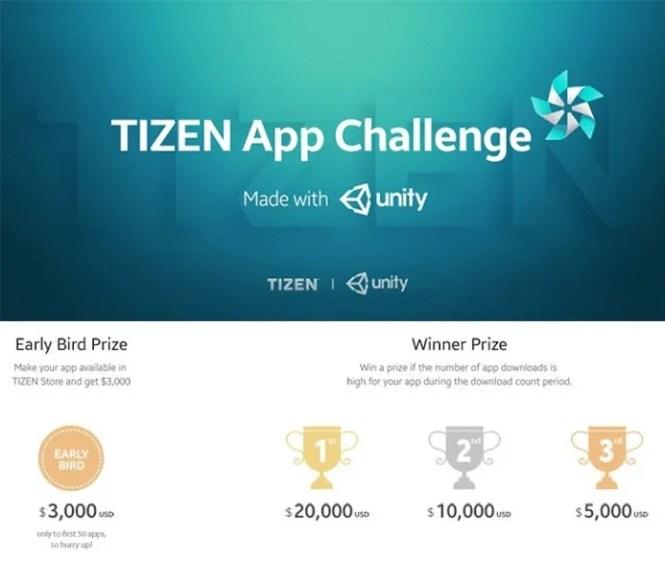 Tizen App Challenge by Samsung