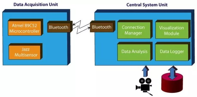 Blue Eyes Technology system overview