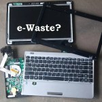 what does electronic waste mean?
