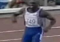 Inspiring video of an athlete