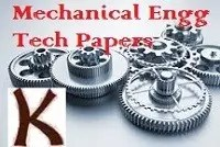 Paper presentation topics for Mechanical Engineering