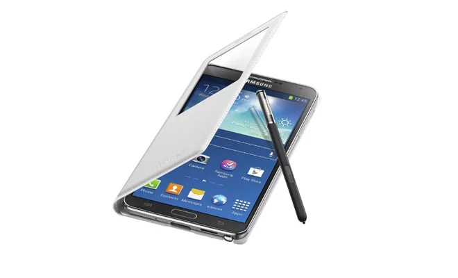 Samsung Galaxy Note 3 - Front look
