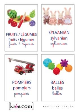 étiquettes boites a jouets montessori 5