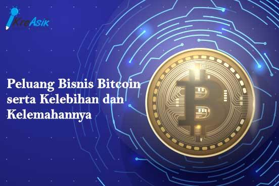 Peluang Bisnis Bitcoin