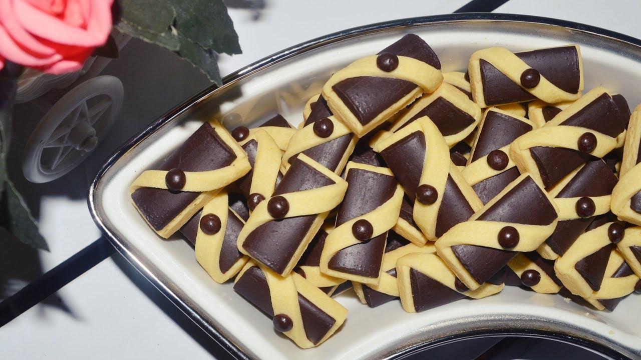 Resep Kue Kering Coklat Batang