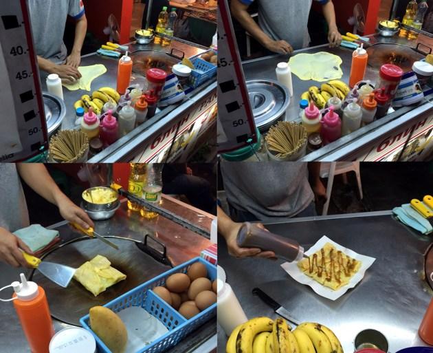 Banana Pancakes Thailand