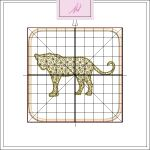 Freebie Friday ITH Leopard Coaster