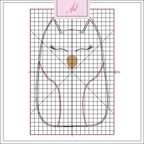 FREE Embroidery design from https://kreatief.shop