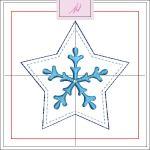 Star Snowflake 1