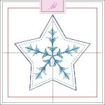 Freebie Friday ITH Star Snowflake 2