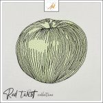 Red Twist collection – Apple