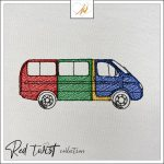 Red Twist collection – Mini Bus