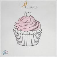 Red Twist collection – Cupcake