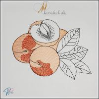 Red Twist collection – Apricot