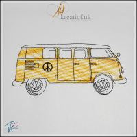 Red Twist collection – Camper Van