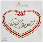 Freebie Friday Love Heart