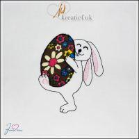 Freebie Friday Easter Bunny