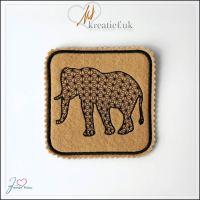 Freebie Friday ITH Elephant Coaster