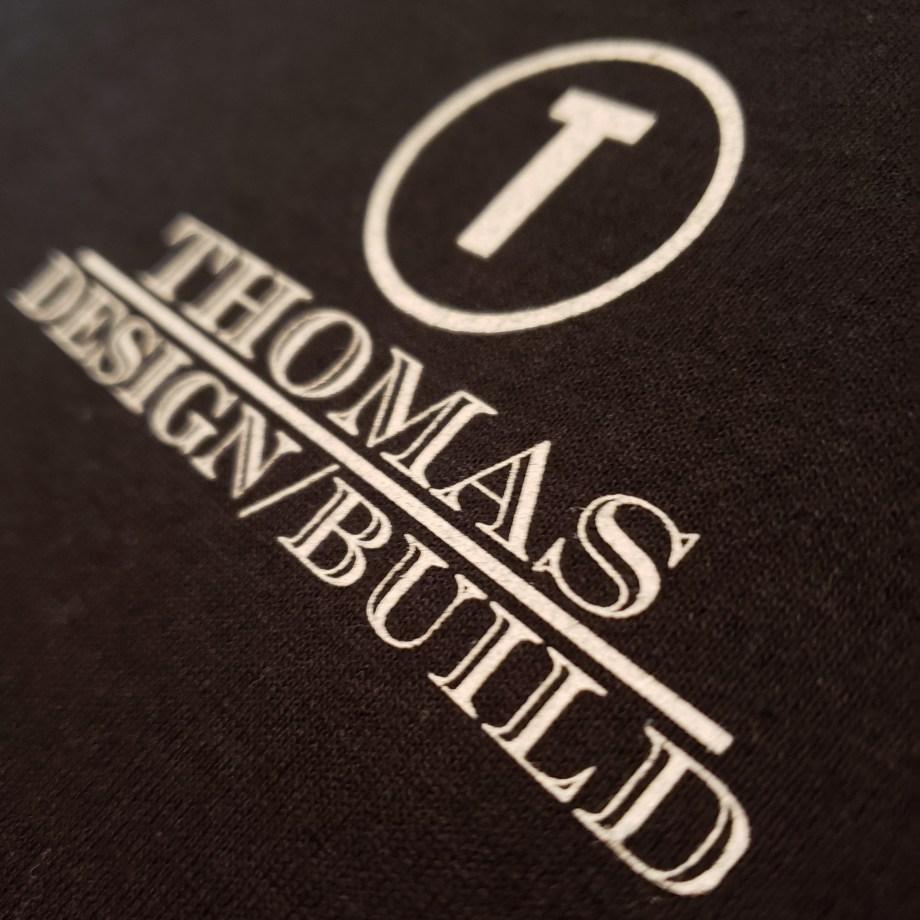 Thomas Design/Build logo