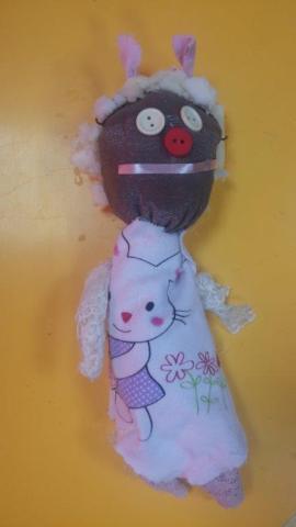 Rabbit girl - Lorena Halić (9 godina)