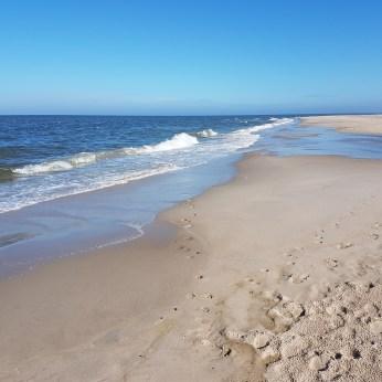 Strand bei Sondervig.