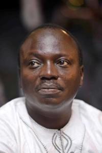 Award-winning poet, Ayantade Ipadeola