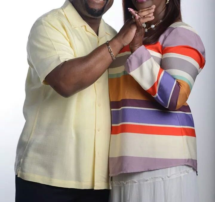 blessed dr myles and pastor ruth munroe by kolawole longe a