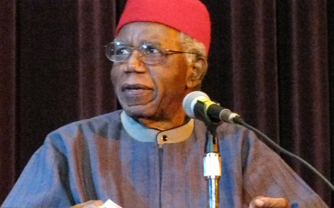 AUTHOR SPOTLIGHT on Chinua Achebe