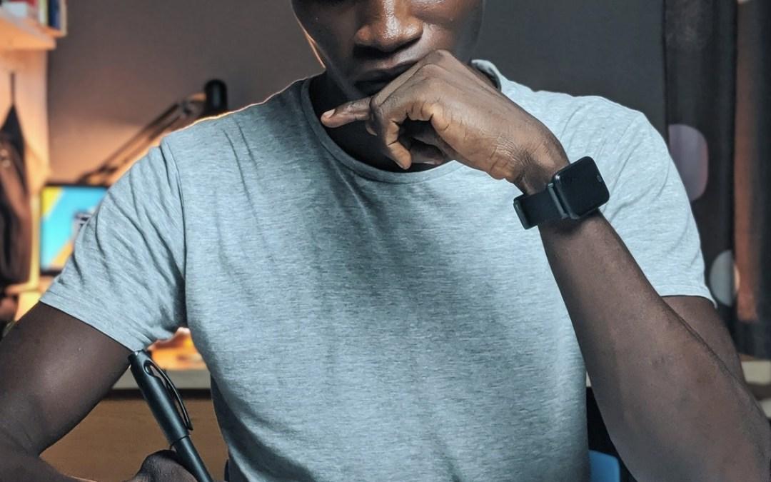 NOTES ON CRAFT: WRITING HABITS by Olakunle Ologunro