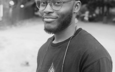 """You've got this. You're good enough""— Interview with Daniel Ogba"
