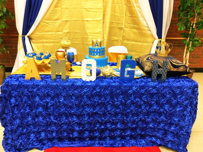 royal prince birthday party kreative