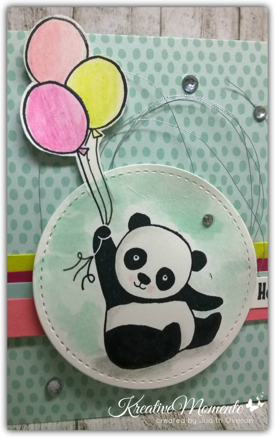 Party-Pandas meets Tutti-Frutti_Detail