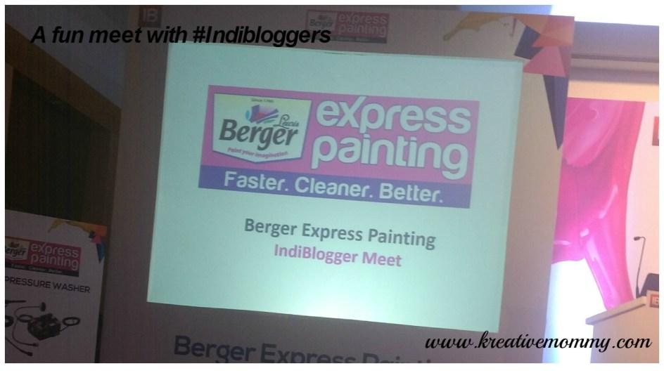 Fun Blogger Meet