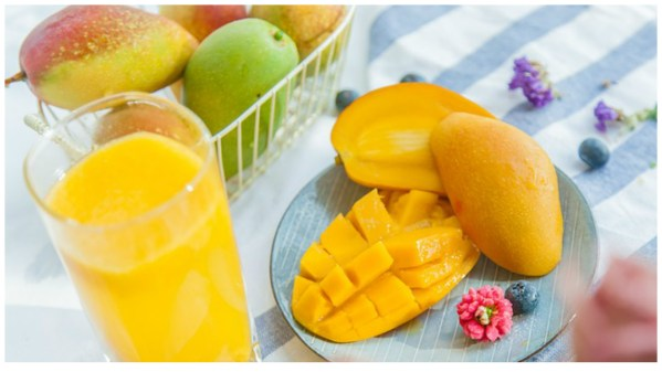 Healthy Mango recipes