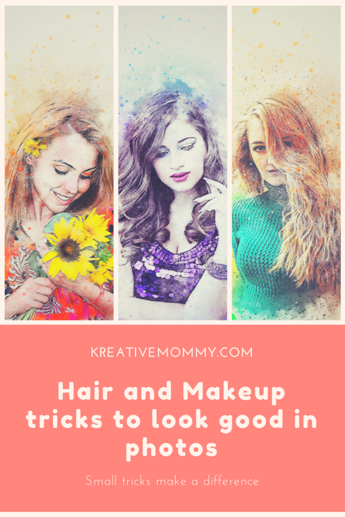 Hair and Makeup tricks