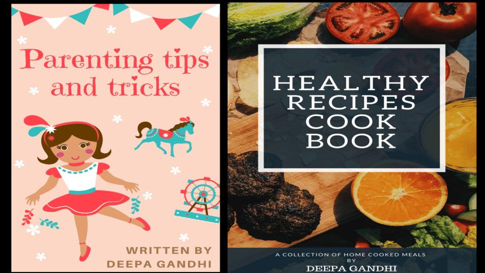 healthy recipes EBook