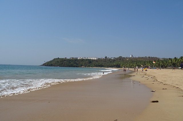 Goa the land of beaches