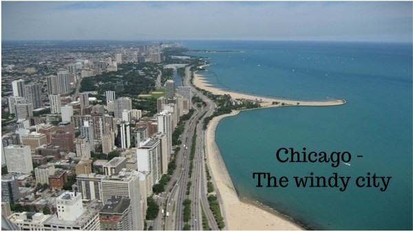 Chicago a windy city