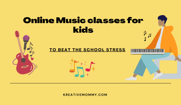 Online music classes kids
