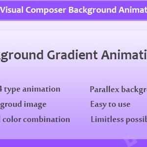 Visual Composer - Background Gradient Animation