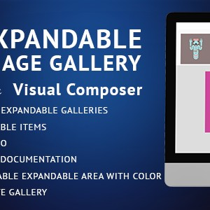 Expandable Image Gallery Visual Composer AddOn