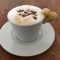 Kleine Kaffeekekse