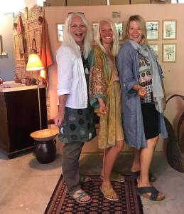 Annette, Trine & Gitte